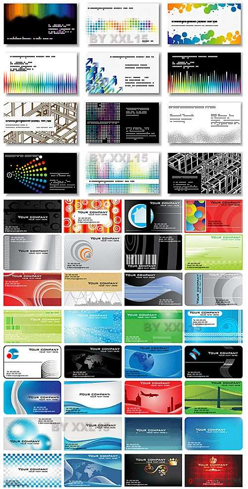 Business cards 10