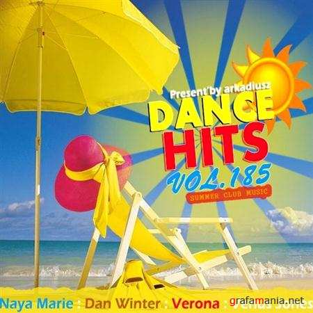 Dance Hits Vol 185 (2011)