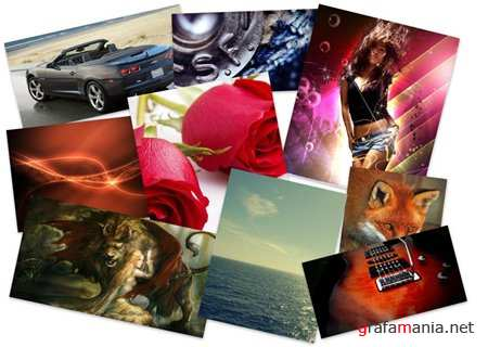 70 Great Mixed Color HQ Beautiful Wallpapers