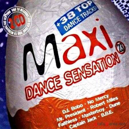 Maxi Dance Sensation Vol 23 (2011)