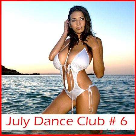 July Dance Club # 6 (2011)
