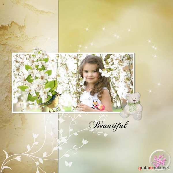 Scrap kit   Girly World