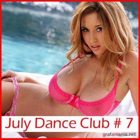 July Dance Club # 7 (2011)
