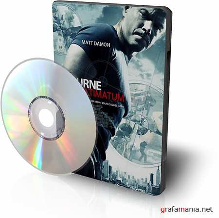 Ультиматум Борна / The Bourne Ultimatum (2007) DVDRip