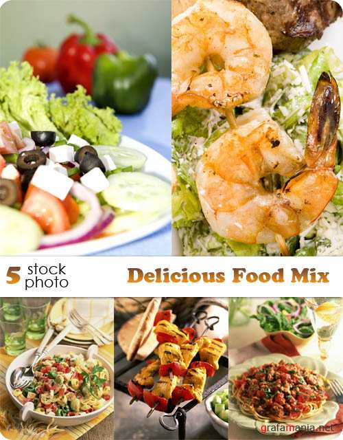 ��������� ������� - Delicious Food Mix
