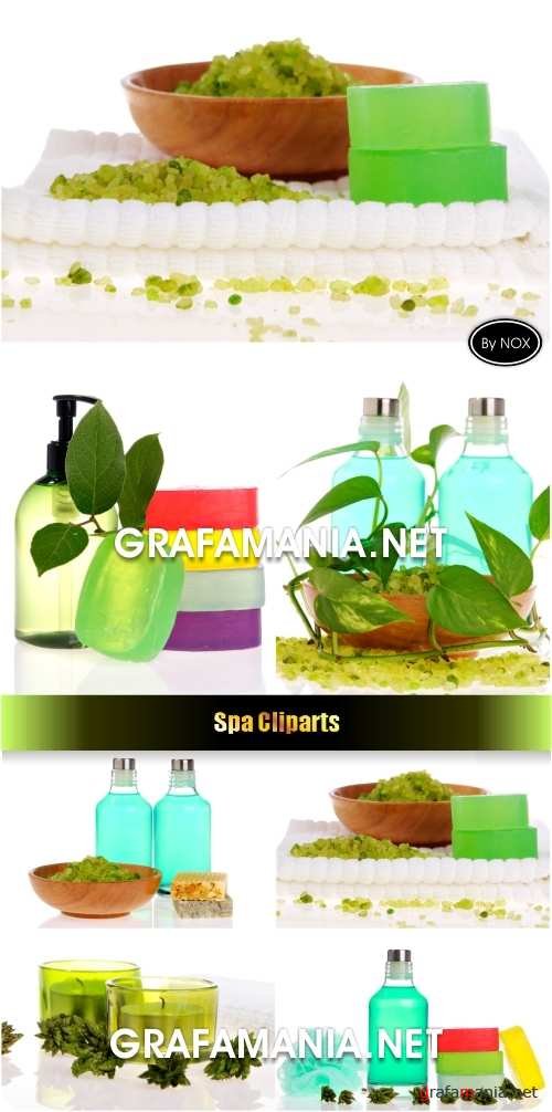 Spa Cliparts - Спа
