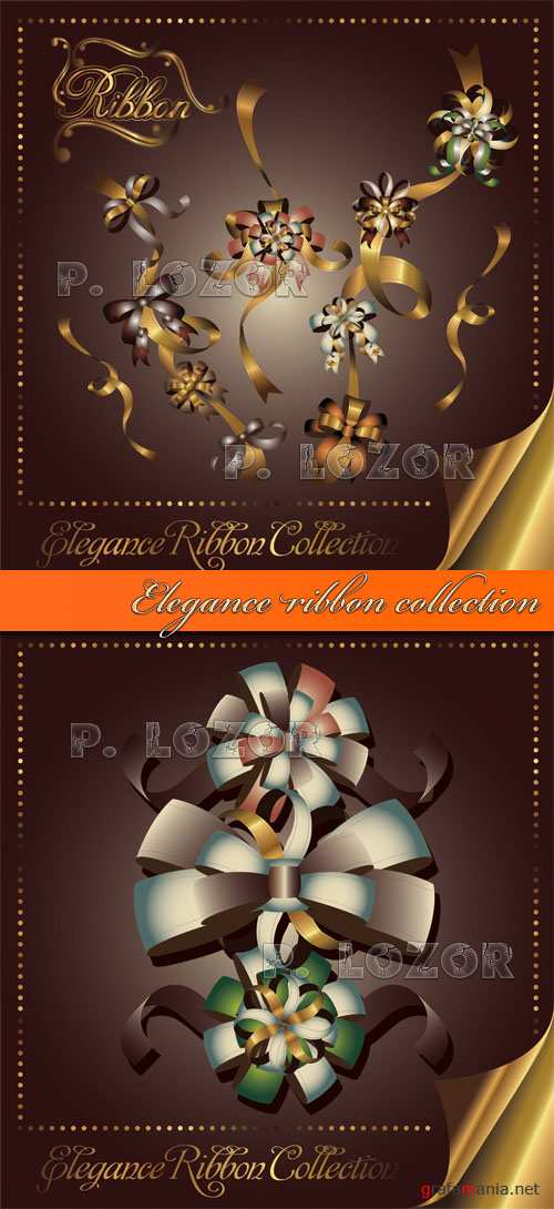 Elegance ribbon collection