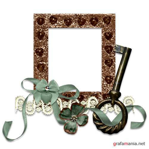 Vintage Quick Pages, Frames & Clusters