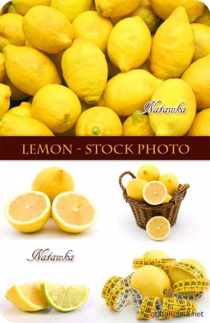 Lemon - Stock Photo