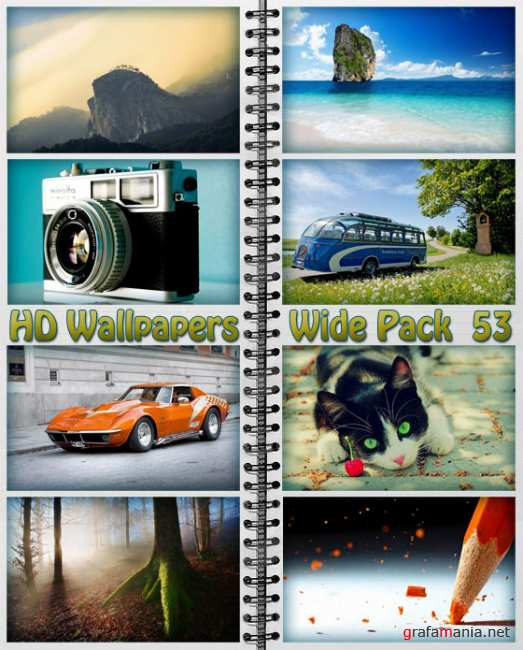 HD Wallpapers Wide Pack �53