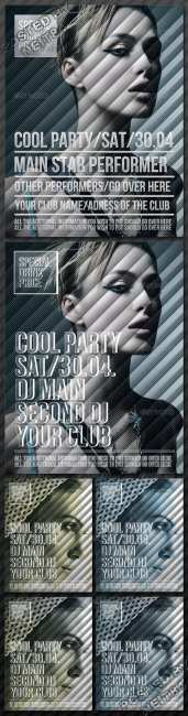 Graphicriver Cool Party Poster 179720