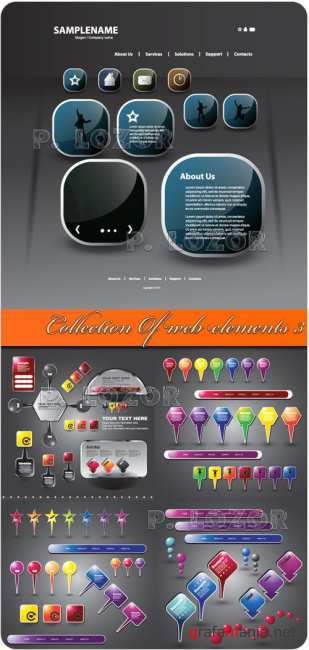 Collection Of web elements 7