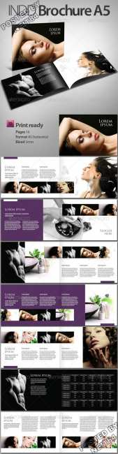 INDD Brochure booklet A5 160714 Graphicriver