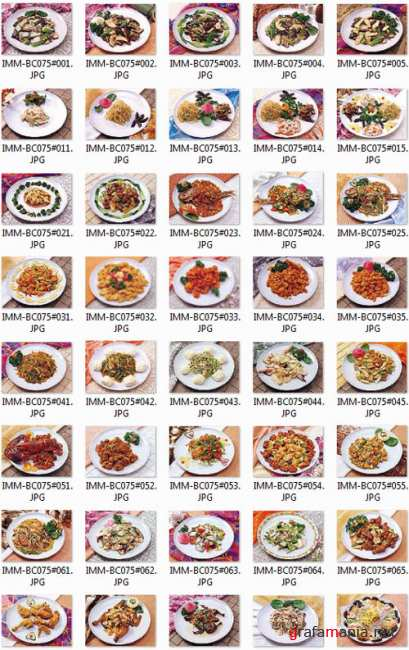 Image Making - Chinese Cuisine 3, 4, 5