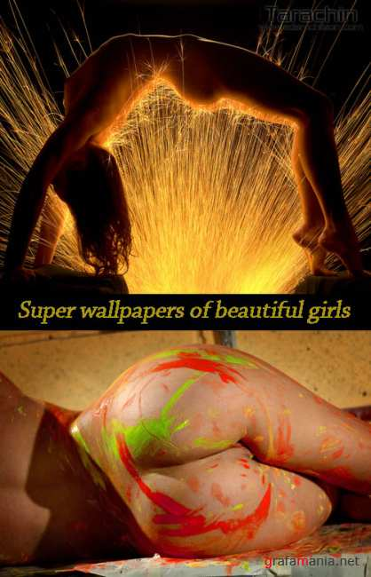 Super wallpapers of beautiful girls