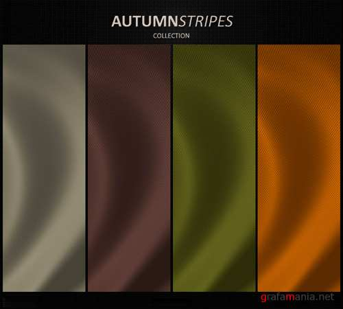 Autumn Stripes Collection