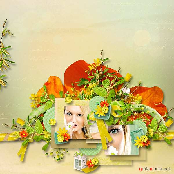 Scrap kit   The Cooling Sound Of Spring