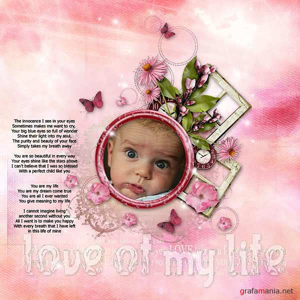 Scrap kit   Feel The  Love