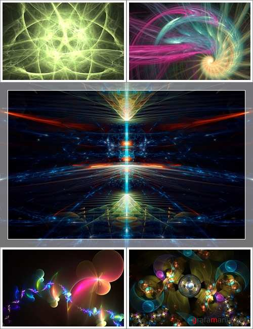 Wallpapers - Best Fractal Pack#24