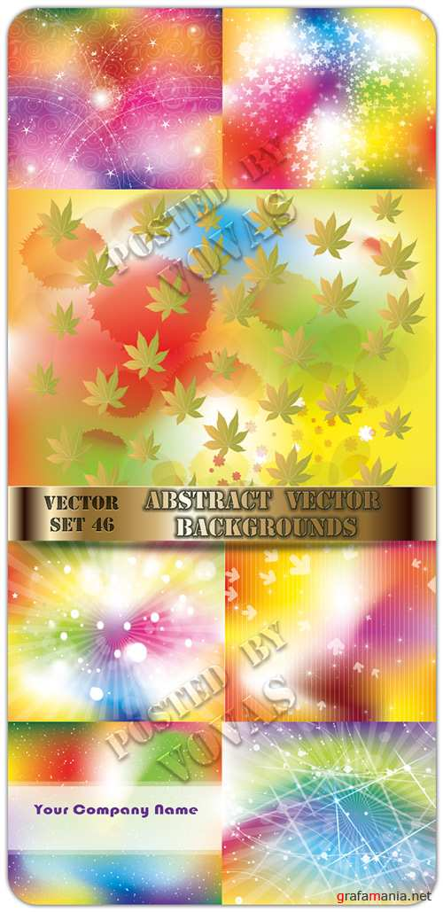 Abstract Vector Backgrounds 46