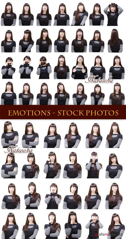 Emotions - Stock Photos