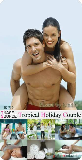 IS-719 Tropical Holiday Couple