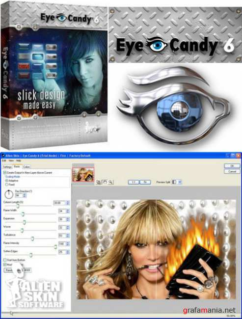 Alien Skin Eye Candy v6.1.1.1128