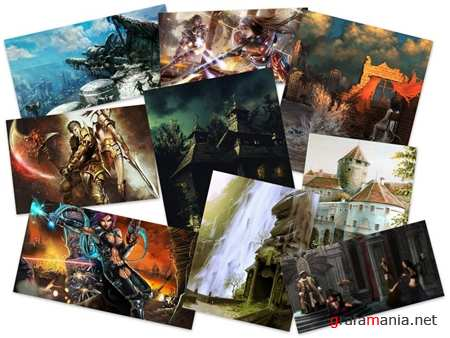 40 Excelent Fantasy Art HQ Wallpapers