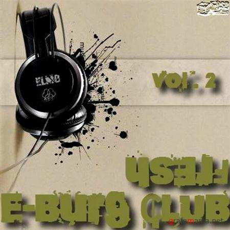 E-Burg CLUB Fresh vol.2 (2011)