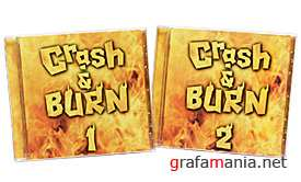 Sound Ideas - Crash & Burn Sound Effects Series 2CD (MP3)