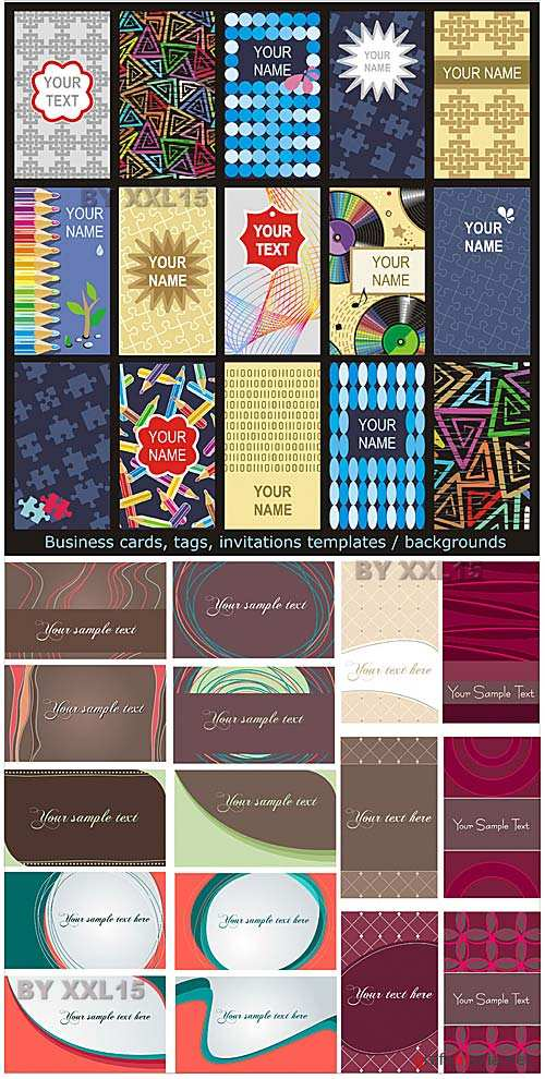Business cards | backgrounds