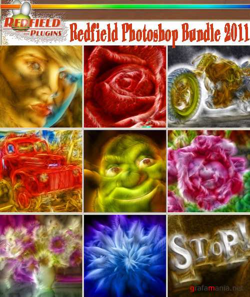 Redfield Photoshop Bundle 2011