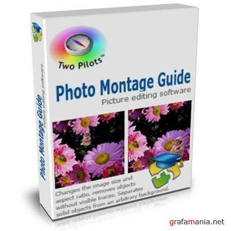 Photo Montage Guide 1.2.1 for Adobe Photoshop (Eng/Rus)