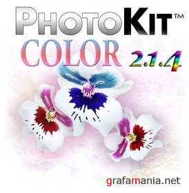 PixelGenius PhotoKit Color 2.0 + KeyGen