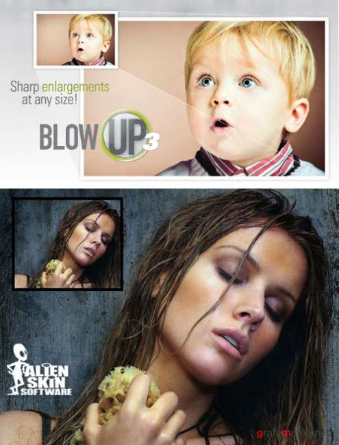 Alien Skin Blow Up 3.0.0.604 (x86/x64)