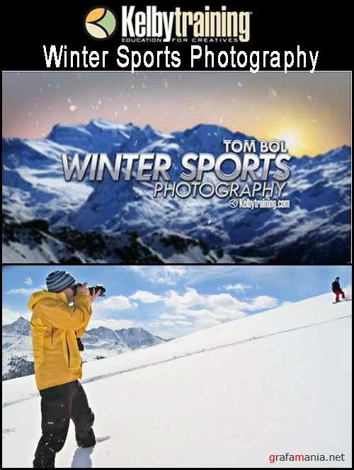 Kelby Training - Winter Sports Photography