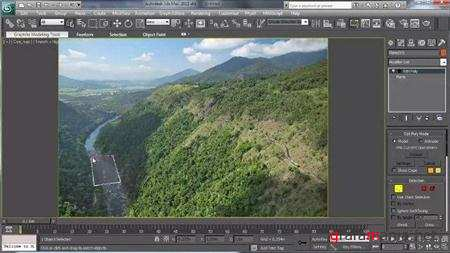 cmiVFX 3ds Max Matte Painting Extractions