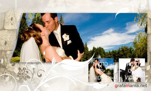 Wedding dvd menu after effects for Dvd menu templates after effects