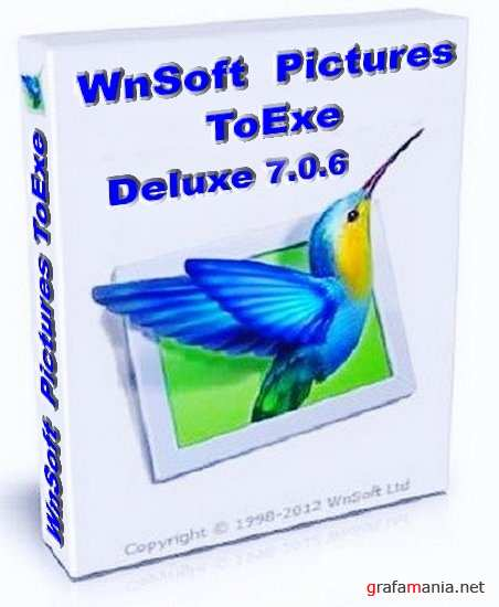 WnSoft PicturesToExe Deluxe 7.0.6 (32X64) RePack/Portable by Boomer