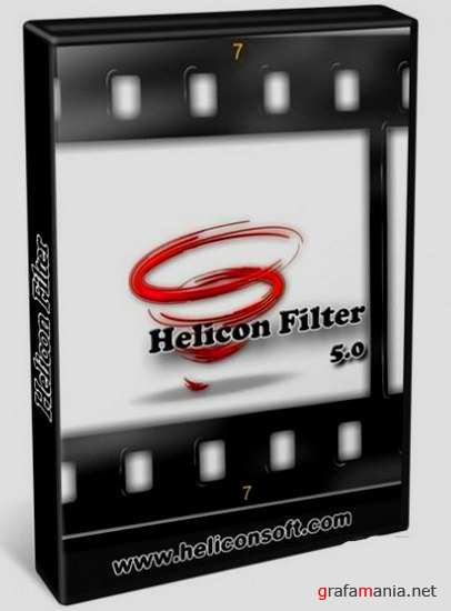 Helicon Filter 5.0.26 RUS RePack (32x86x64) + Portable by KGS
