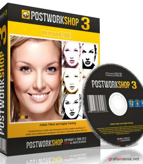 PostworkShop Professional 3.0.4990 SR1 ML/Rus Portable by punsh