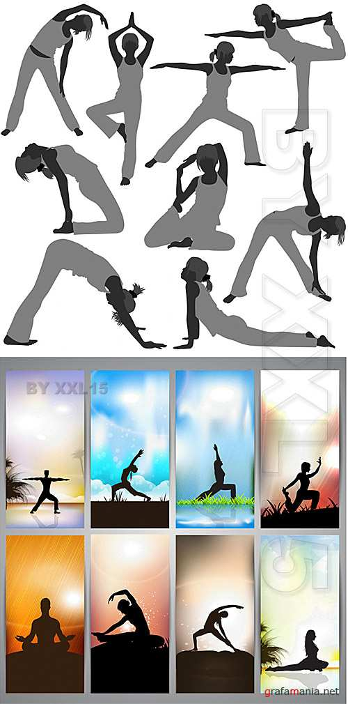 Yoga exercises