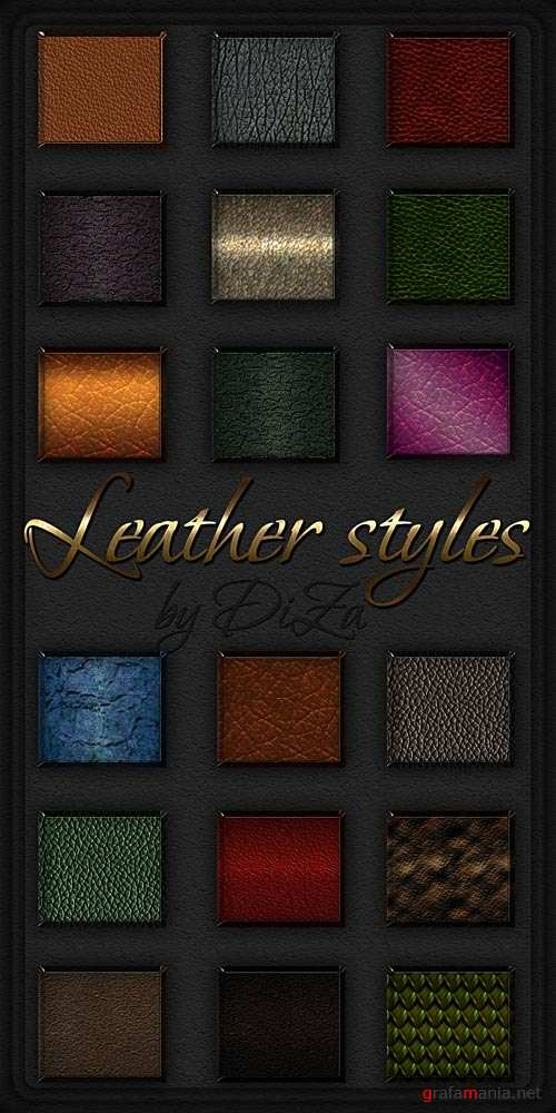 Leather Styles - 53
