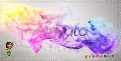 After Effects Project: Colorful Particles Logo Reveal II (VideoHive)