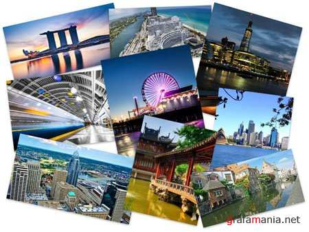 45 Unbelievable Cityscapes HD Wallpapers Set 44