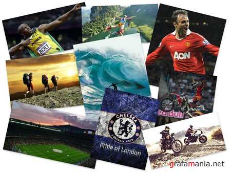 45 Unbelievable Sport HD Wallpapers (Set 20)