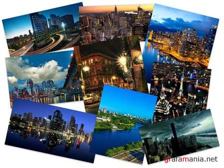 45 Unbelievable Cityscapes HD Wallpapers Set 47
