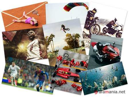 45 Unbelievable Sport HD Wallpapers (Set 21)
