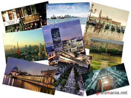 45 Unbelievable Cityscapes HD Wallpapers Set 57