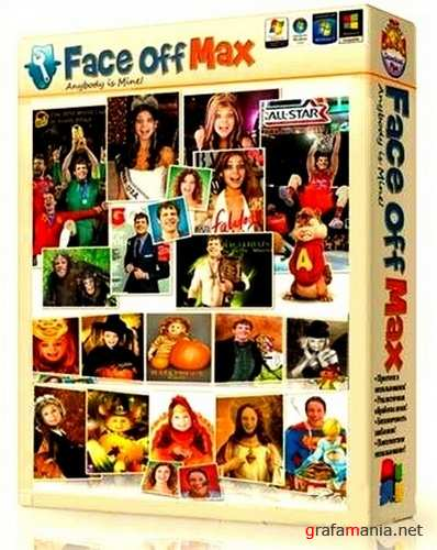 Face Off Max 3.5.0.6+Portable by SamDel (32x64)